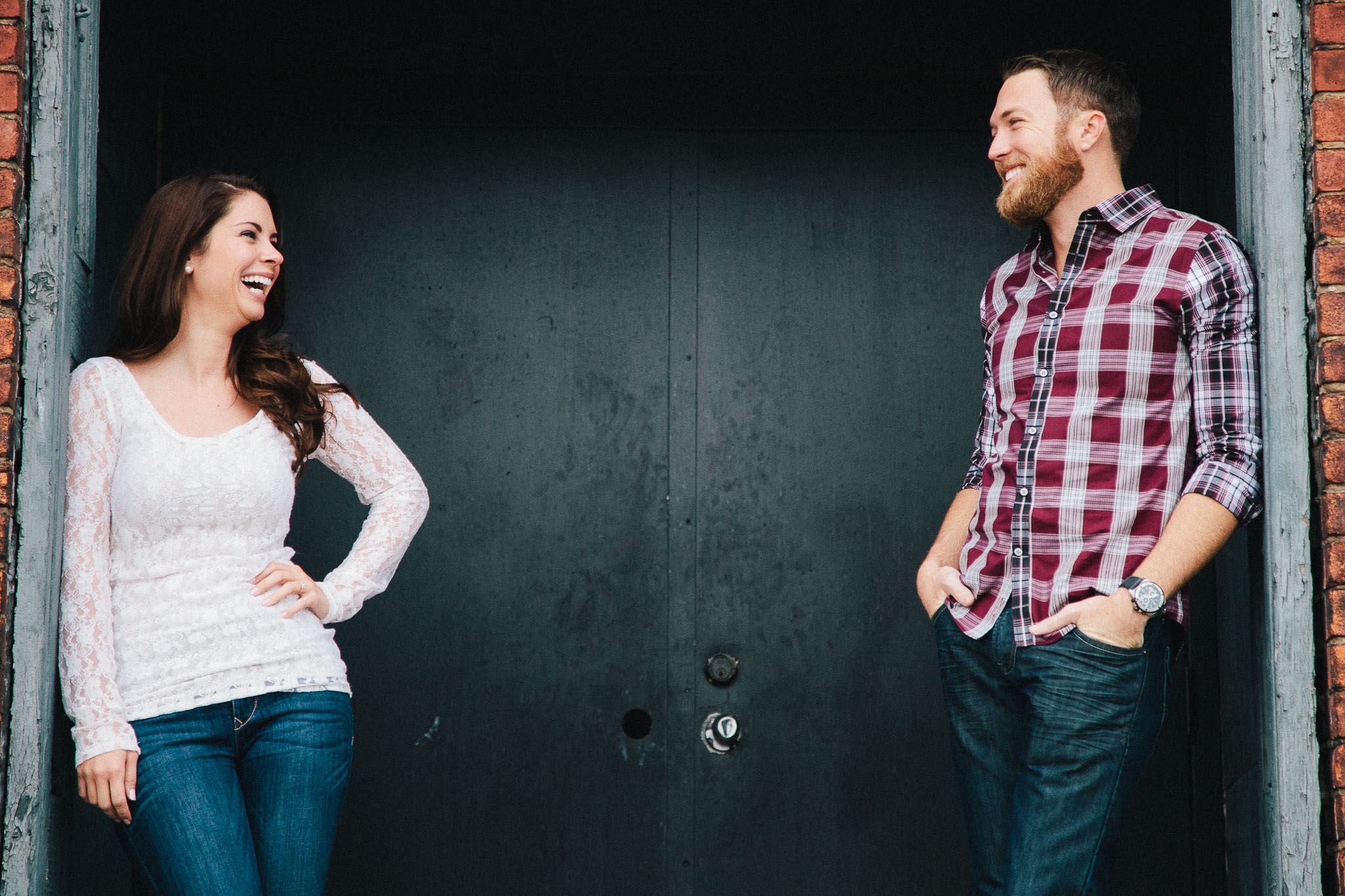 Amy & Sean<br>Nashville Engagement Photography